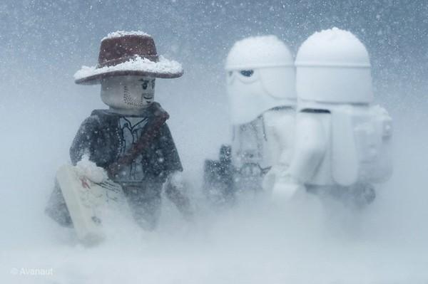 Chùm ảnh về chuyến phiêu lưu thú vị của Indiana Jones tới cuộc chiến tranh giữa các vì sao trong thế giới LEGO 1