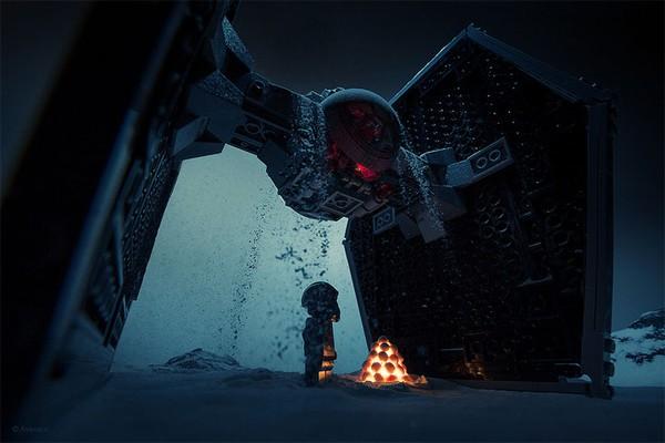 Chùm ảnh về chuyến phiêu lưu thú vị của Indiana Jones tới cuộc chiến tranh giữa các vì sao trong thế giới LEGO 3