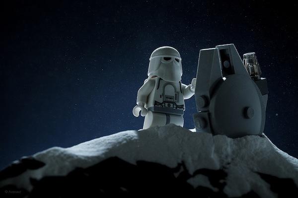 Chùm ảnh về chuyến phiêu lưu thú vị của Indiana Jones tới cuộc chiến tranh giữa các vì sao trong thế giới LEGO 4