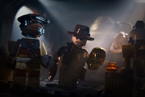 Chùm ảnh về chuyến phiêu lưu thú vị của Indiana Jones tới cuộc chiến tranh giữa các vì sao trong thế giới LEGO 5