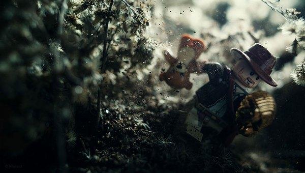 Chùm ảnh về chuyến phiêu lưu thú vị của Indiana Jones tới cuộc chiến tranh giữa các vì sao trong thế giới LEGO 6
