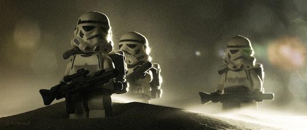 Chùm ảnh về chuyến phiêu lưu thú vị của Indiana Jones tới cuộc chiến tranh giữa các vì sao trong thế giới LEGO 8