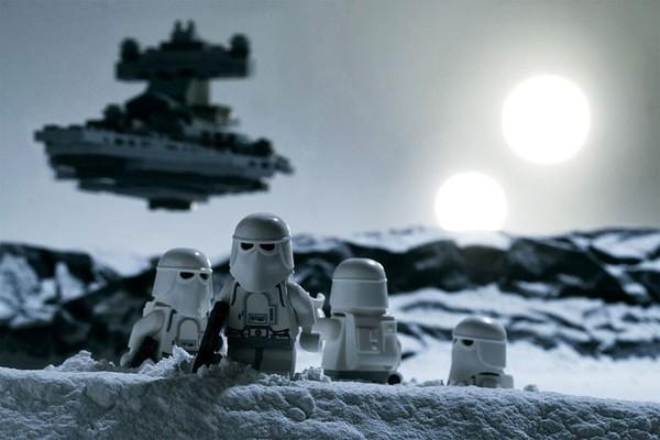 Chùm ảnh về chuyến phiêu lưu thú vị của Indiana Jones tới cuộc chiến tranh giữa các vì sao trong thế giới LEGO 9