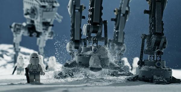 Chùm ảnh về chuyến phiêu lưu thú vị của Indiana Jones tới cuộc chiến tranh giữa các vì sao trong thế giới LEGO 10