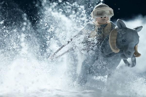 Chùm ảnh về chuyến phiêu lưu thú vị của Indiana Jones tới cuộc chiến tranh giữa các vì sao trong thế giới LEGO 13