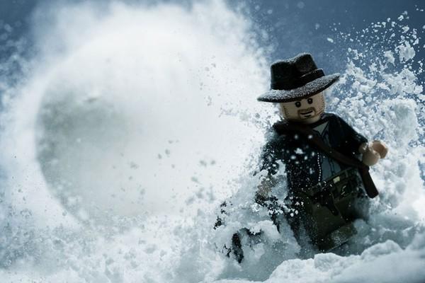 Chùm ảnh về chuyến phiêu lưu thú vị của Indiana Jones tới cuộc chiến tranh giữa các vì sao trong thế giới LEGO 14