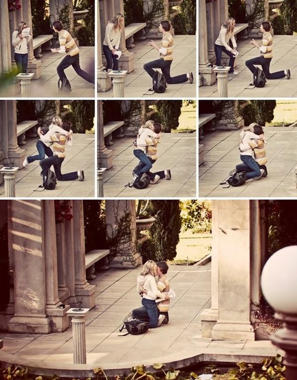 Những ý tưởng cầu hôn ngọt ngào nhất (P.1) 20