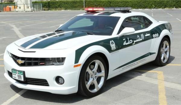 Lác mắt với bộ sưu tập xế hộp của cảnh sát Dubai 5