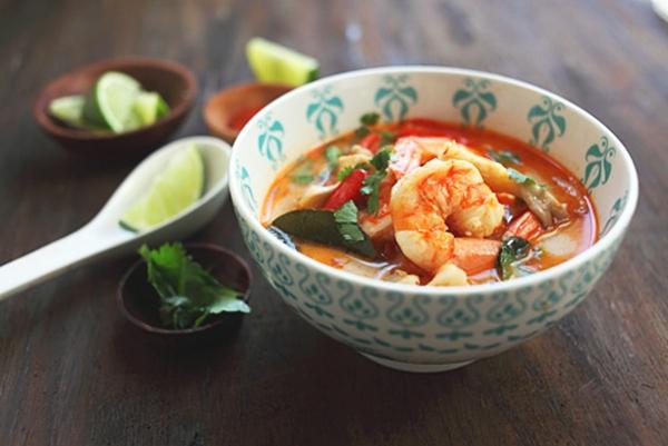 5 món ăn đáng thử của ẩm thực Thái Lan 1