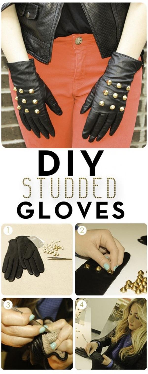 Gợi ý các kiểu găng tay đẹp - lạ - đáng yêu 12