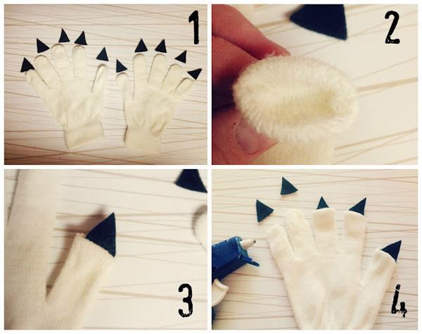 Gợi ý các kiểu găng tay đẹp - lạ - đáng yêu 7
