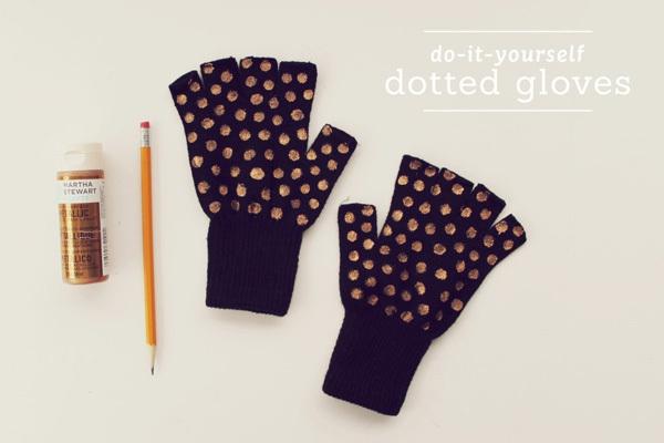 Gợi ý các kiểu găng tay đẹp - lạ - đáng yêu 8