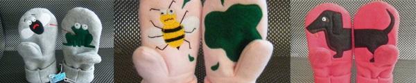 Gợi ý các kiểu găng tay đẹp - lạ - đáng yêu 14