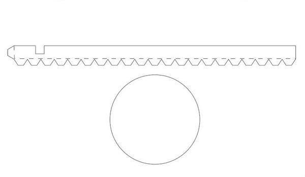 Khéo léo cắt dán hộp đựng hình tách trà 1