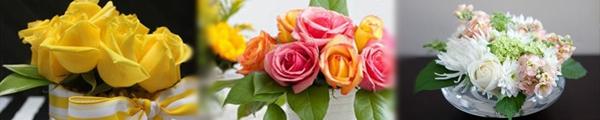 Cắm giỏ hoa thanh nhã trang trí nhà năm mới 13