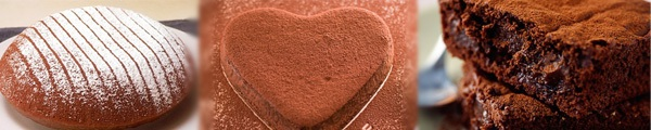 Bánh chocolate làm bằng bột nếp cực lạ mà siêu ngon 11