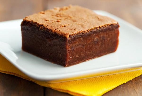 Bánh chocolate làm bằng bột nếp cực lạ mà siêu ngon 10