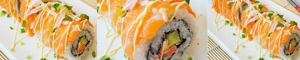 Cận cảnh cách làm sushi California tuyệt ngon ngay tại nhà 2