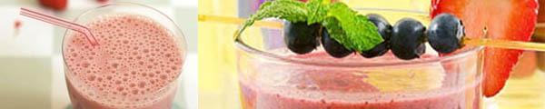 Mix sinh tố nhiệt đới cho làn da hồng hào 7