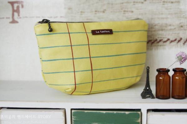 Hướng dẫn chi tiết cách may chiếc túi nhỏ xinh xắn 9