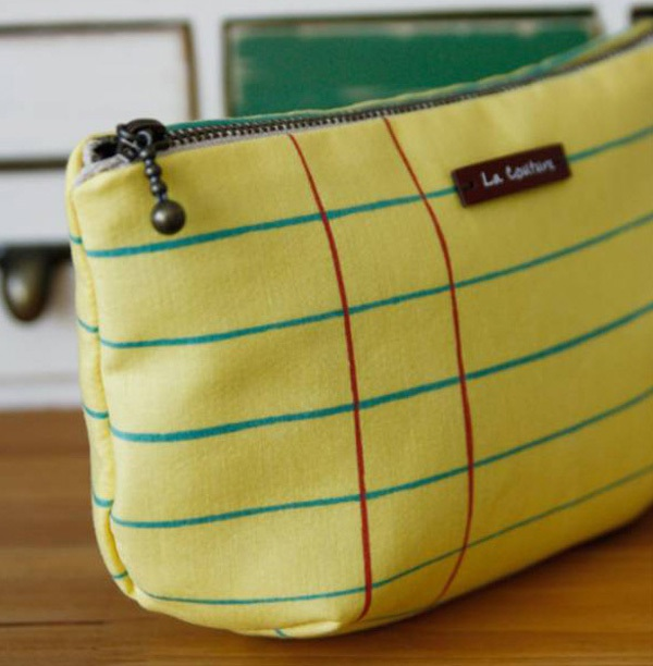 Hướng dẫn chi tiết cách may chiếc túi nhỏ xinh xắn 11