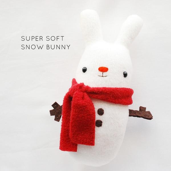 May thỏ bông êm ái xua tan cái lạnh 13