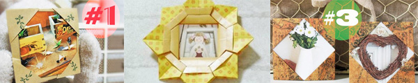 3 cách gấp hộp giấy origami nhanh và đẹp 5