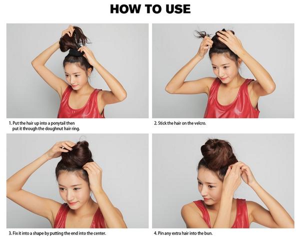 """3 cách F5 cho tóc mỏng với dụng cụ độn tóc """"thần kỳ"""" 11"""