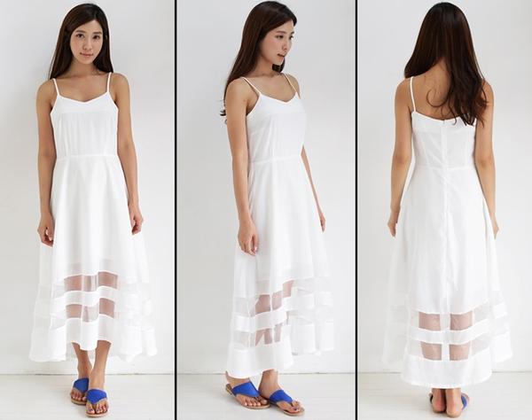 Tips mặc váy ngày nắng nóng cho những cô nàng... chân cong 11