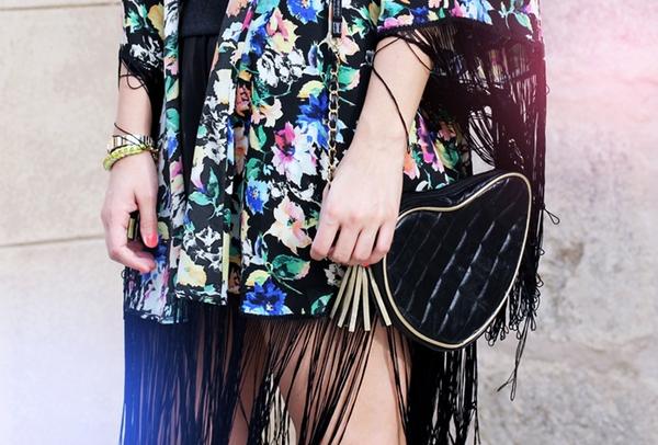Áo khoác kimono - Xu hướng áo bay bổng, nhẹ bẫng của mùa hè 15