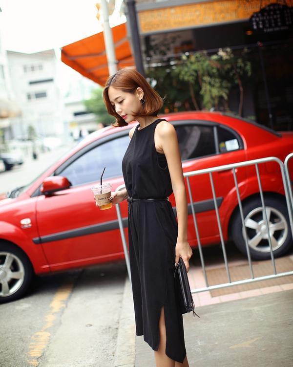 Tips mặc váy ngày nắng nóng cho những cô nàng... chân cong 12