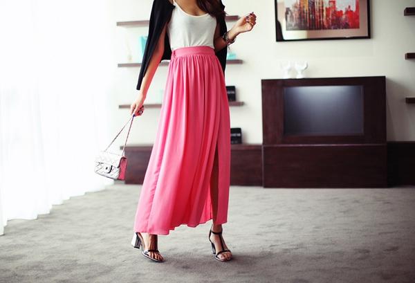 Tips mặc váy ngày nắng nóng cho những cô nàng... chân cong 15