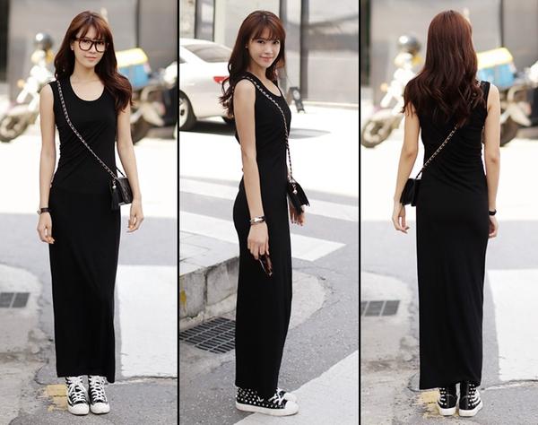 Tips mặc váy ngày nắng nóng cho những cô nàng... chân cong 23