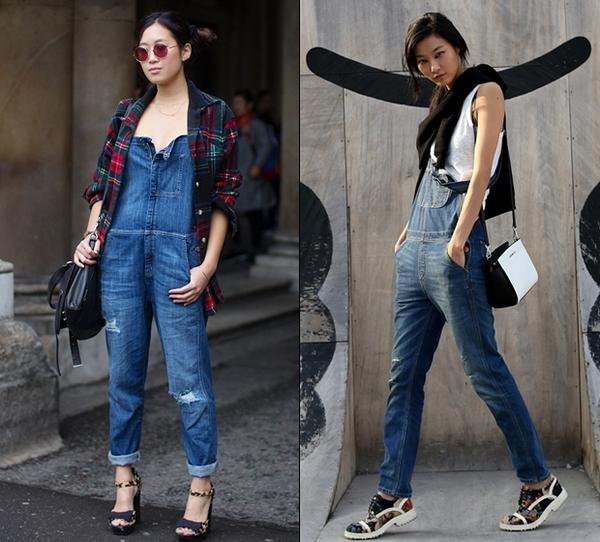5 cách mặc denim rách đúng kiểu Thu/Đông 2013 20