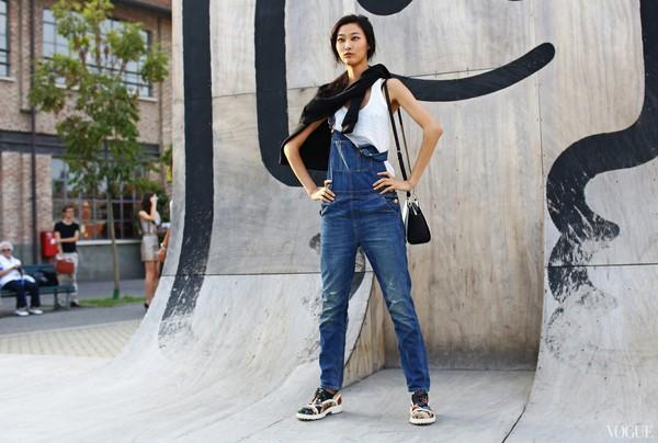 5 cách mặc denim rách đúng kiểu Thu/Đông 2013 21