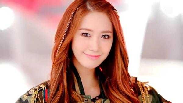 Học style make up của Yoona và Tiffany trong MV mới 9