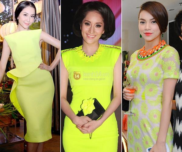 """6 xu hướng thời trang đang làm sao Việt """"điên đảo"""" 13"""