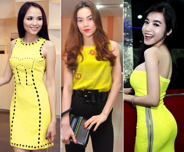 """6 xu hướng thời trang đang làm sao Việt """"điên đảo"""" 14"""