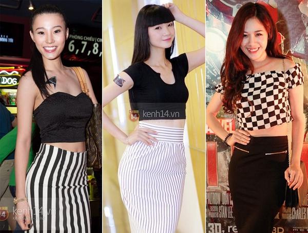 """6 xu hướng thời trang đang làm sao Việt """"điên đảo"""" 4"""
