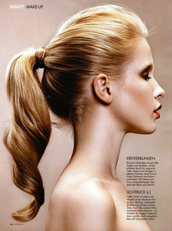 6 biến tấu cực dễ giúp tóc đuôi ngựa trở nên mới mẻ 1