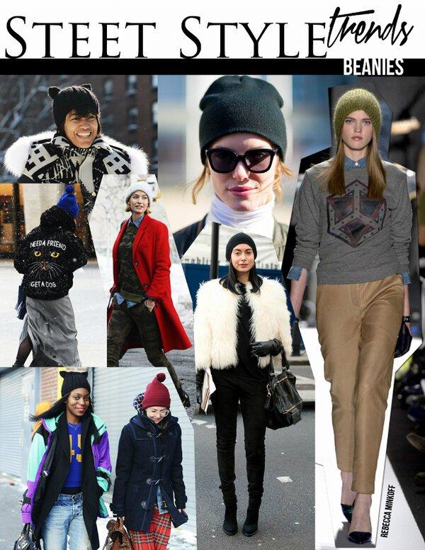 Điểm danh 7 kiểu mũ siêu cool cho mùa lạnh 2013 1
