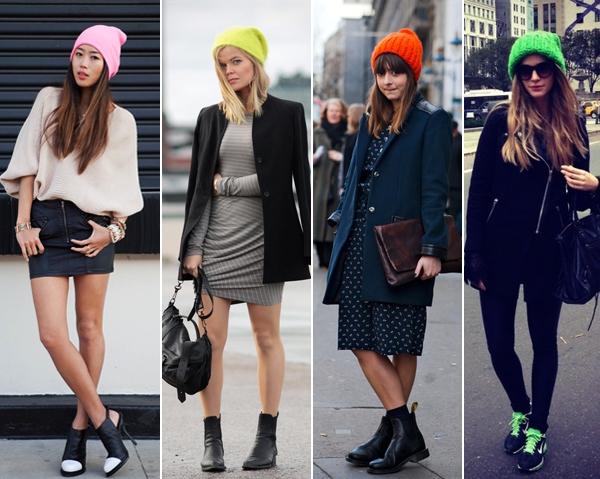 Điểm danh 7 kiểu mũ siêu cool cho mùa lạnh 2013 2