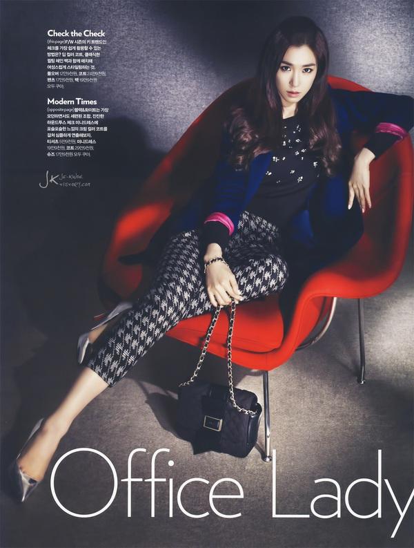 Kim Tae Hee, Tiffany & Lee Hyori cùng khoe dáng trên Cosmopolitan 18