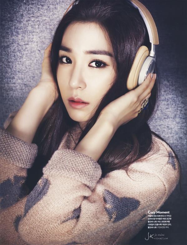 Kim Tae Hee, Tiffany & Lee Hyori cùng khoe dáng trên Cosmopolitan 19