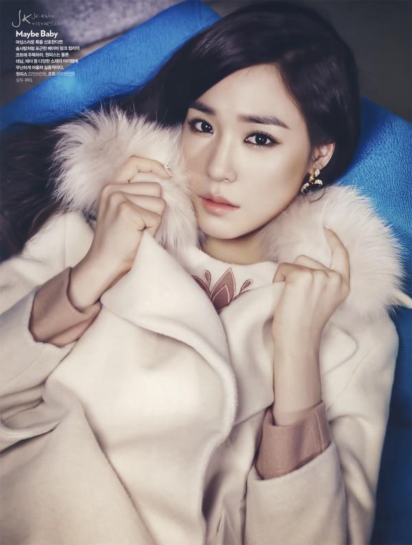 Kim Tae Hee, Tiffany & Lee Hyori cùng khoe dáng trên Cosmopolitan 21