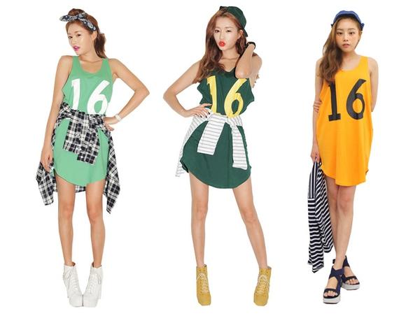 10 cách mix sáng tạo và trendy với áo phông oversized cá tính 15