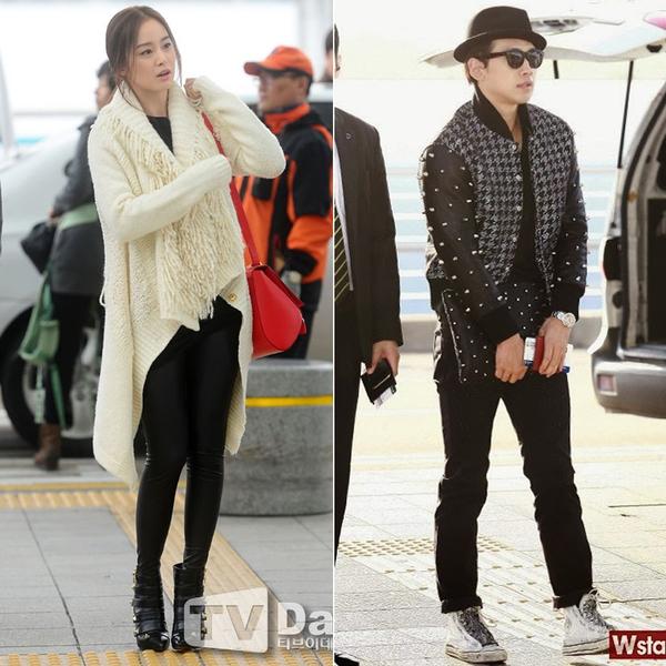 """Soi phong cách thời trang của 3 cặp đôi """"hot"""" nhất Kbiz 21"""
