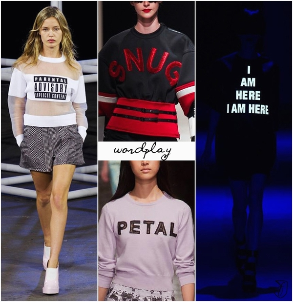 """""""Xoay vòng"""" xu hướng với những chiếc áo in slogan 6"""