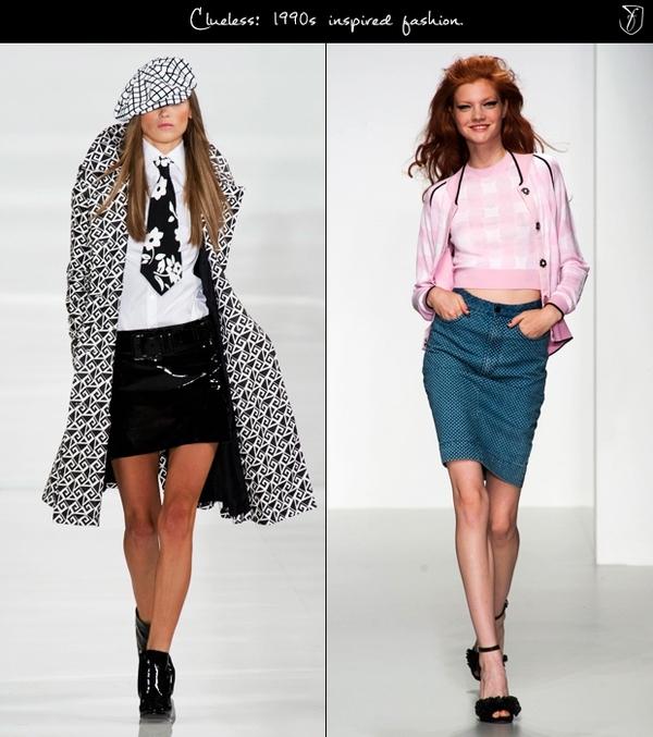 Xu hướng 90's tiếp tục đổ bộ thời trang Xuân/Hè 2014 2