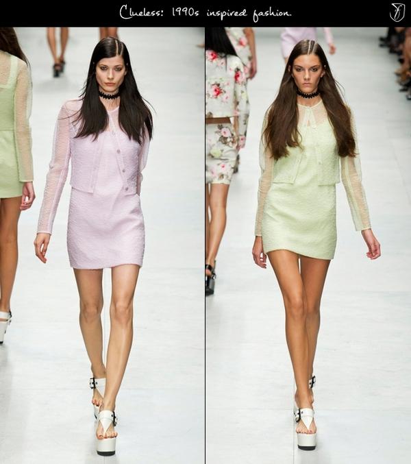 Xu hướng 90's tiếp tục đổ bộ thời trang Xuân/Hè 2014 3